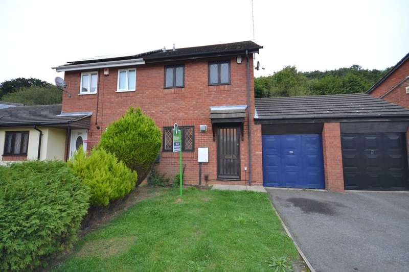 2 Bedrooms Semi Detached House for rent in Gresham Drive, Northampton, NN4