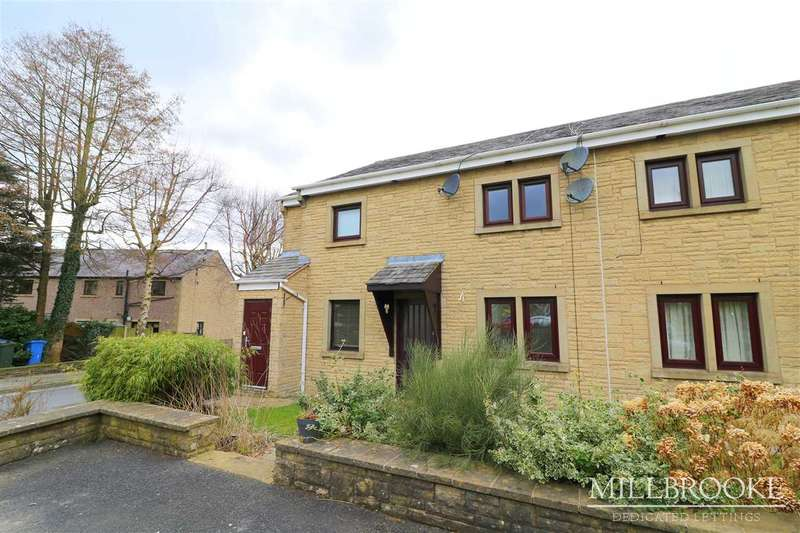 2 Bedrooms Apartment Flat for rent in Manorfields, Whalley, BB7 9UD