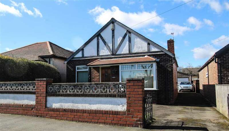 2 Bedrooms Bungalow for sale in Prestwick Cottage, Burradon Road, Annitsford