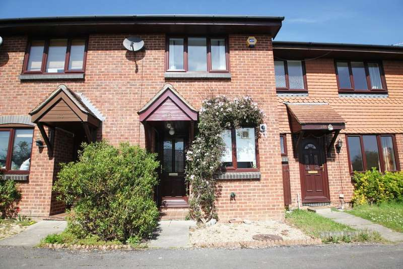 2 Bedrooms Terraced House for sale in Fleetham Gardens, Lower Earley, Reading, Berkshire, RG6