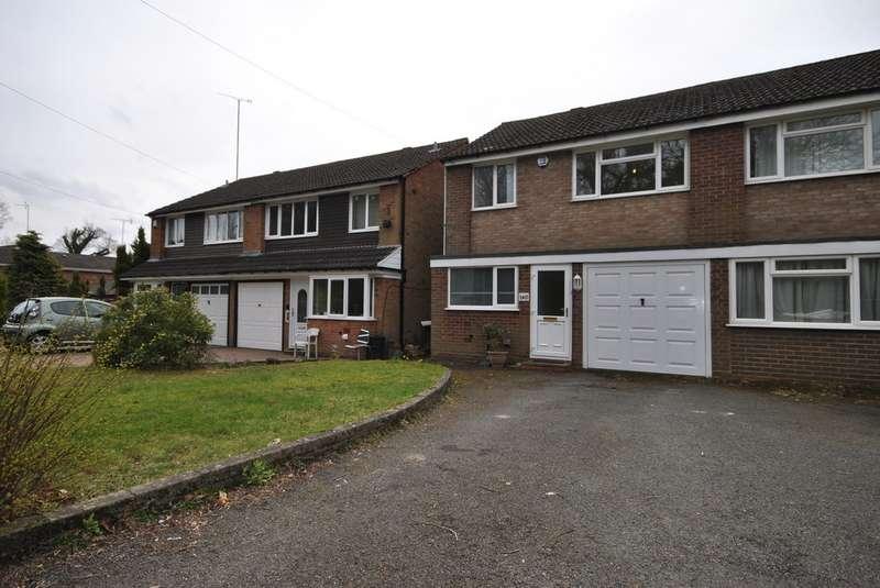 3 Bedrooms Semi Detached House for sale in Broad Lane , Kings Heath B14