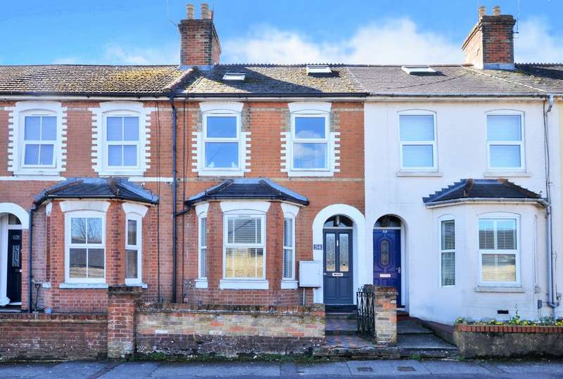 4 Bedrooms Terraced House for sale in Alexandra Road, Aldershot GU11