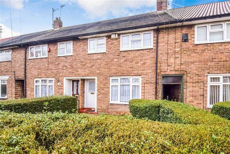 3 Bedrooms Terraced House for sale in Milford Grove, Hull