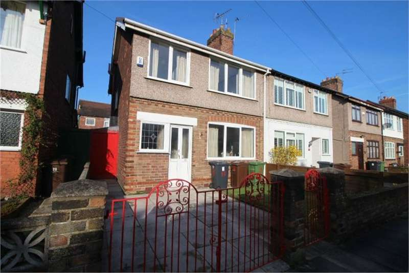 3 Bedrooms Semi Detached House for sale in Brookfield Avenue, Waterloo, LIVERPOOL, Merseyside