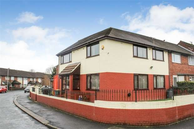 4 Bedrooms Semi Detached House for sale in Fir Trees Avenue, Ribbleton, Preston, Lancashire