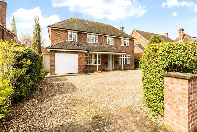 4 Bedrooms Detached House for sale in Westmorland Road, Maidenhead, Berkshire, SL6