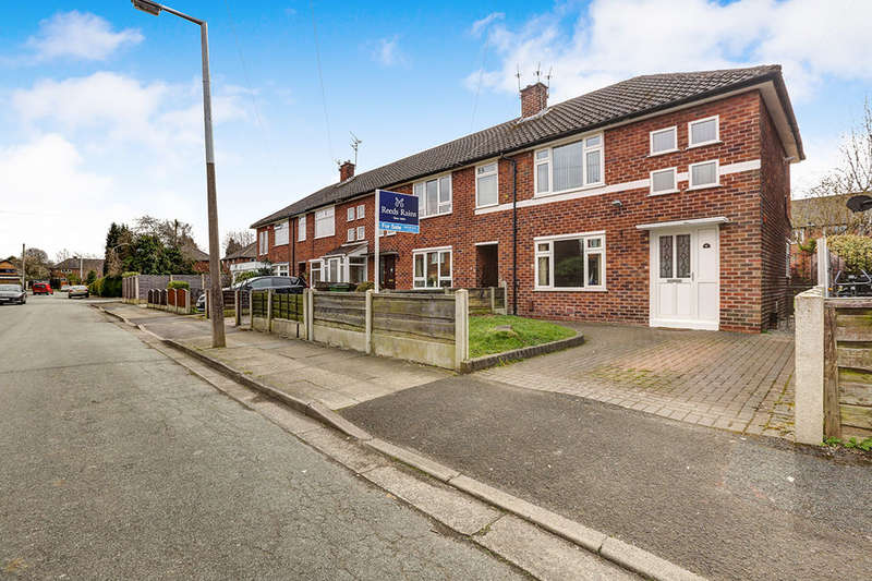 3 Bedrooms Semi Detached House for sale in Holly Avenue, Cheadle, SK8