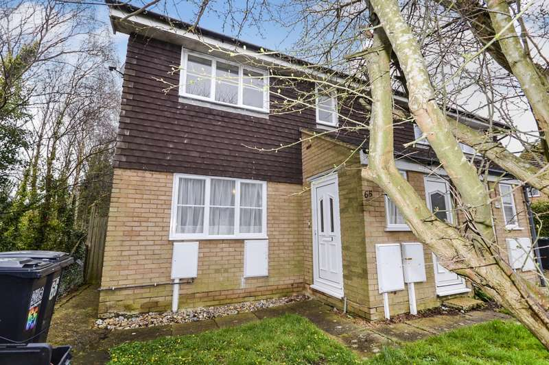 2 Bedrooms Flat for sale in Ashdown Road, Bexhill On Sea, TN40