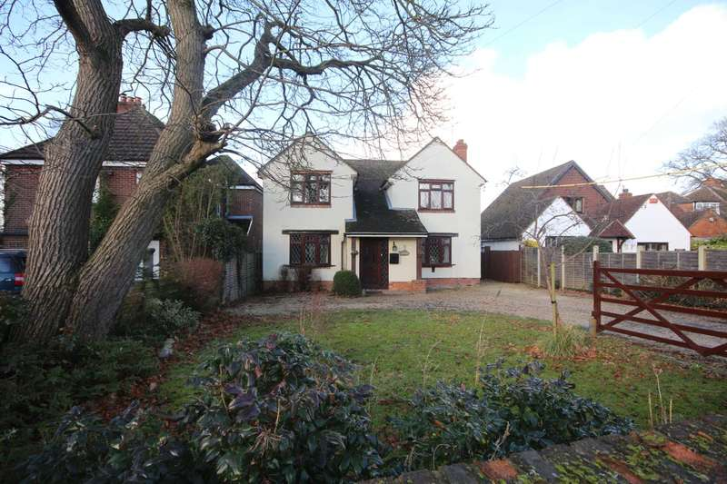 4 Bedrooms Detached House for sale in Stoney Road, Priestwood