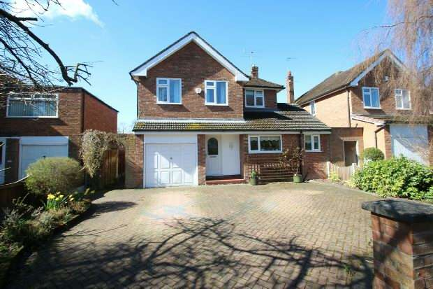 3 Bedrooms Detached House for sale in New Forest Road, Manchester