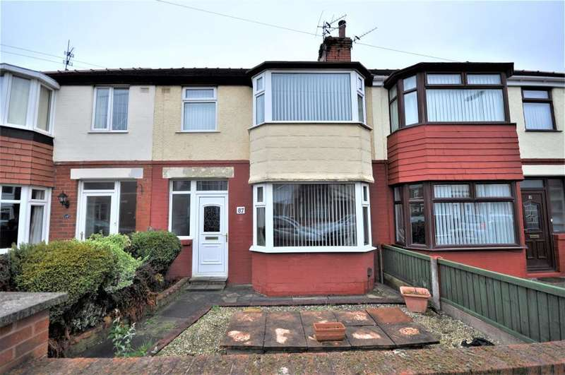 3 Bedrooms Terraced House for sale in Willowbank Avenue, South Shore, Lancashire, FY4 3ND