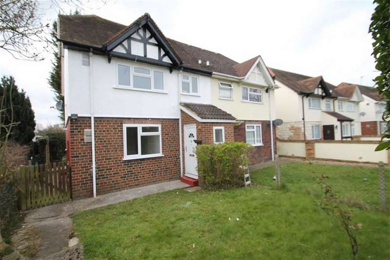 4 Bedrooms Semi Detached House for rent in Maygoods View, Cowley, Middlesex