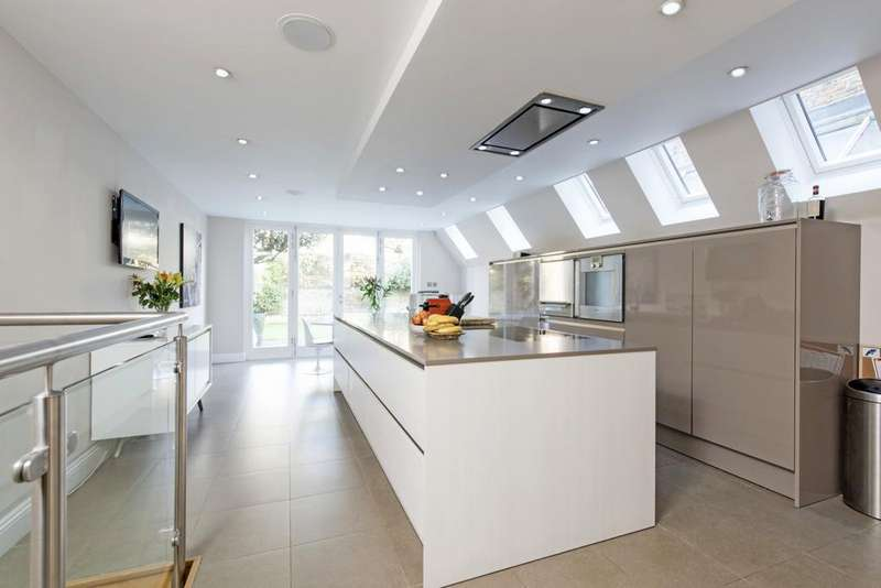 5 Bedrooms House for sale in Coniger Road, Parsons Green, SW6