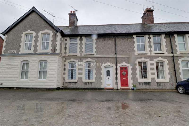2 Bedrooms Terraced House for rent in Cross Lane, Middlewich