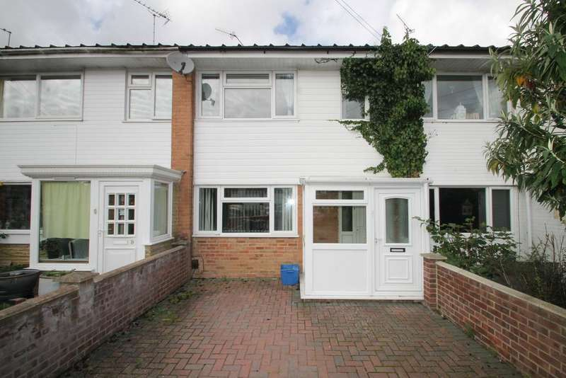 3 Bedrooms Terraced House for sale in SPINNEY CLOSE, COWPLAIN, WATERLOOVILLE, HAMPSHIRE PO8
