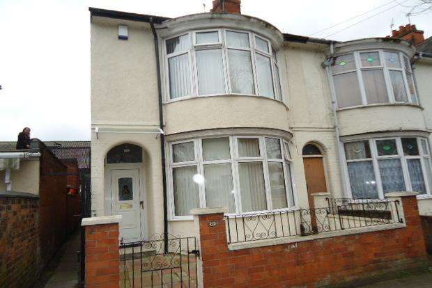 3 Bedrooms Terraced House for sale in Windsor Avenue, Off Melton Road, Leicester, LE4