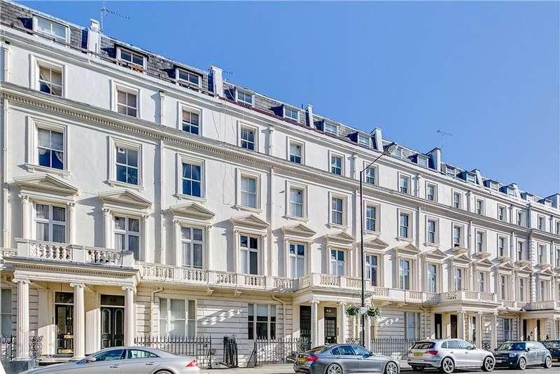3 Bedrooms Maisonette Flat for sale in Randolph Avenue, London, W9