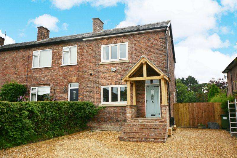 3 Bedrooms Terraced House for sale in Moor Lane, Woodford, Woodford, Stockport