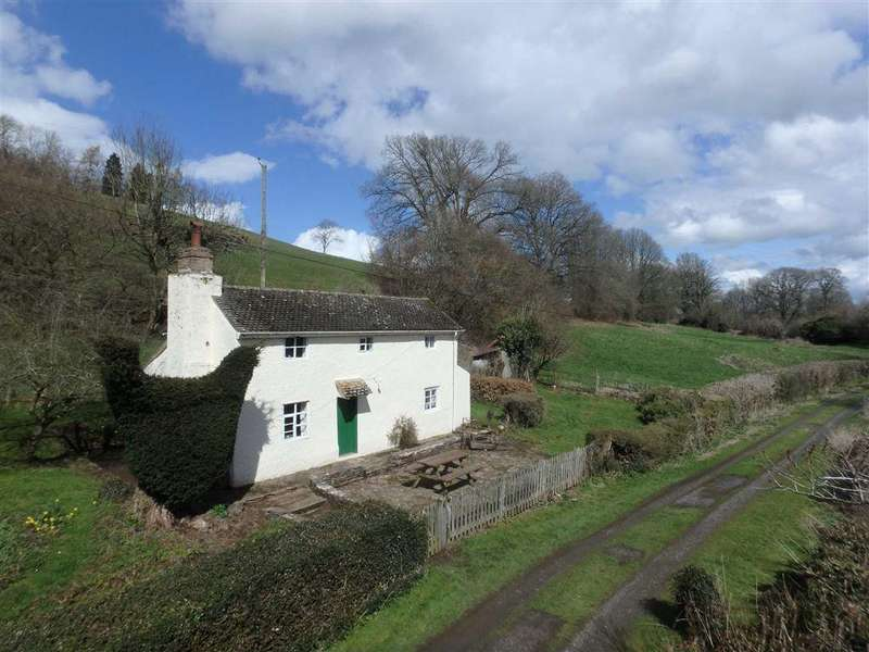 2 Bedrooms Cottage House for sale in Stockley Hill, Peterchurch, Hereford