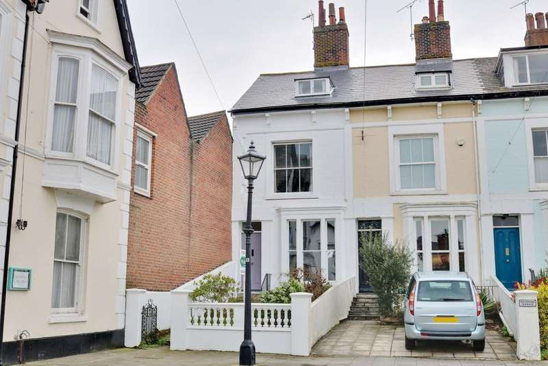 4 Bedrooms End Of Terrace House for sale in Richmond Terrace, Southsea