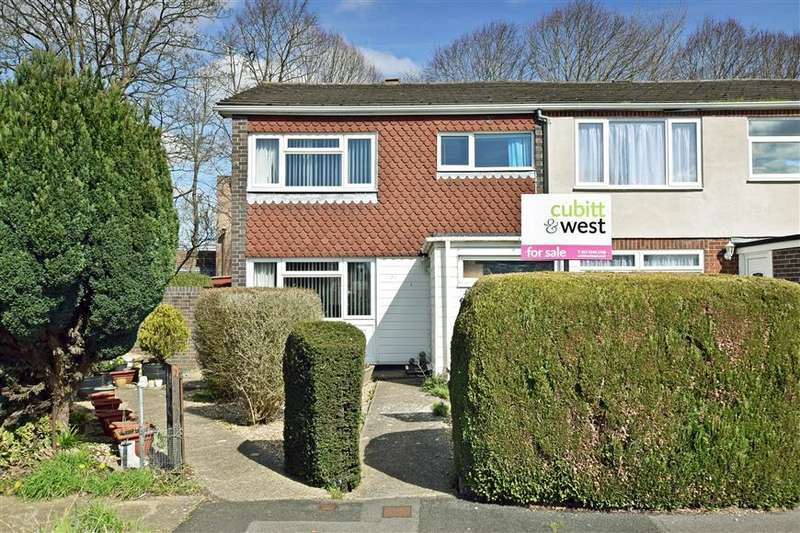 3 Bedrooms End Of Terrace House for sale in Elm Park Road, Havant, Hampshire