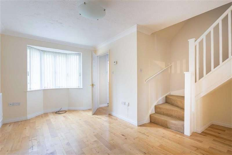 2 Bedrooms Terraced House for sale in Newbury Avenue, Calne