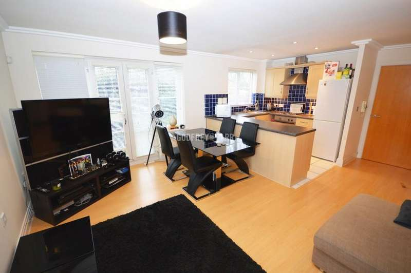 2 Bedrooms Apartment Flat for sale in Bloomsbury Close, Mill Hill