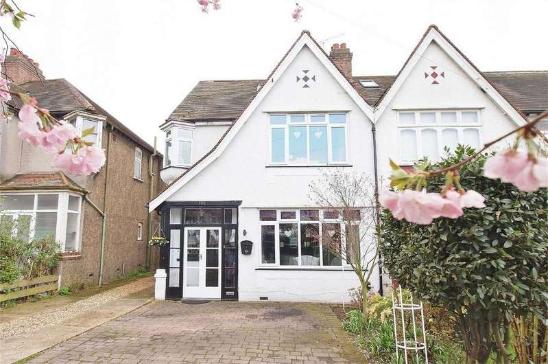 4 Bedrooms End Of Terrace House for sale in Eden Park Avenue, Beckenham, Kent
