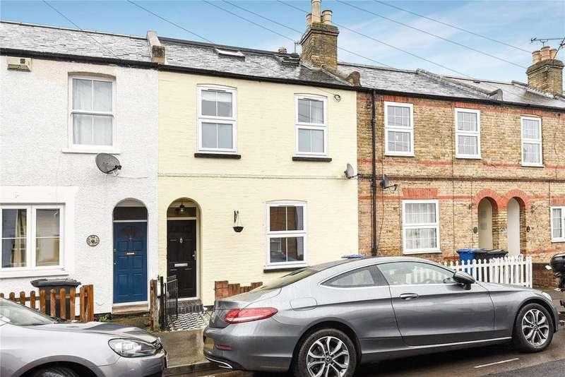 3 Bedrooms Terraced House for sale in Duke Street, Windsor, Berkshire, SL4