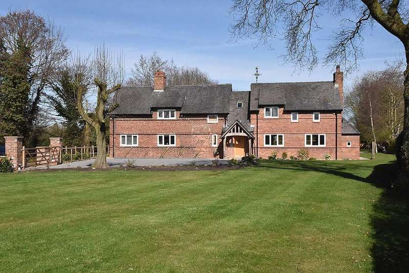 4 Bedrooms Detached House for sale in Sandy Lane, Antrobus