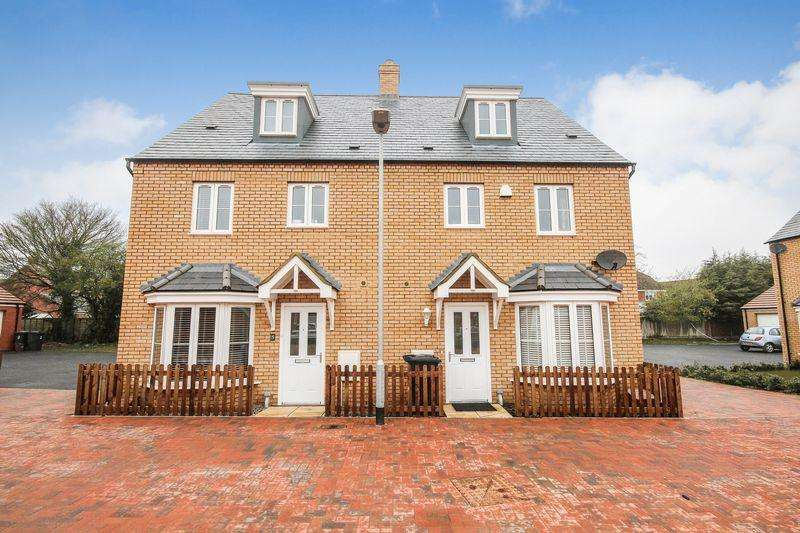 4 Bedrooms Semi Detached House for sale in Hare Lane, Cranfield