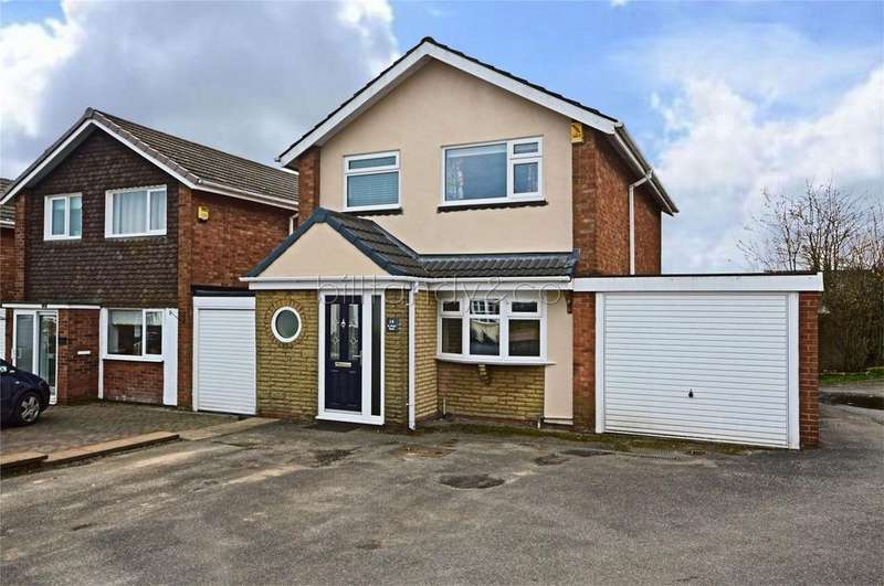 3 Bedrooms Detached House for sale in St Pauls Road, BURNTWOOD, Staffordshire