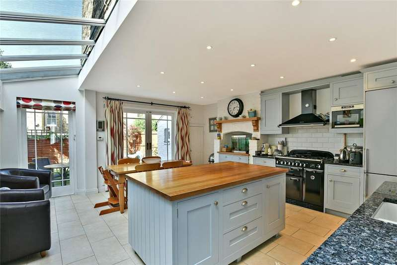 5 Bedrooms Terraced House for rent in Tantallon Road, London, SW12