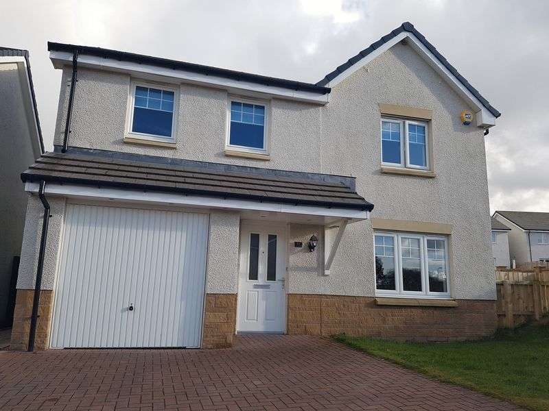 4 Bedrooms Property for sale in Rigghouse View, Bathgate