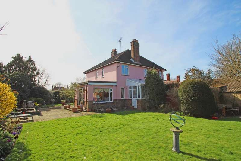 5 Bedrooms Detached House for sale in Ham Street, Ham