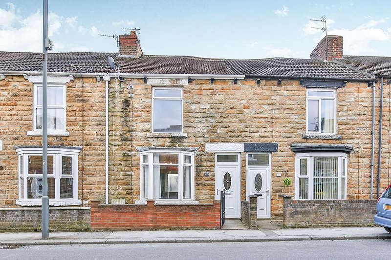 2 Bedrooms Terraced House for sale in Byerley Road, Shildon, DL4