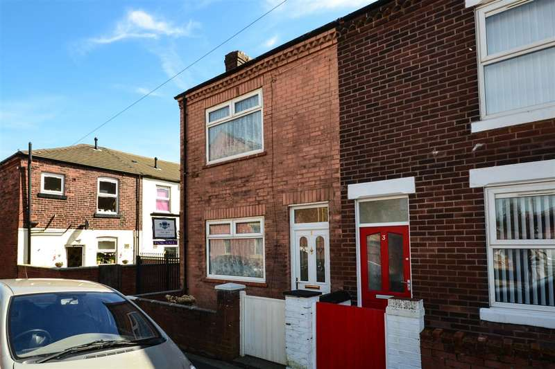 2 Bedrooms End Of Terrace House for sale in Coronation Street, Springview