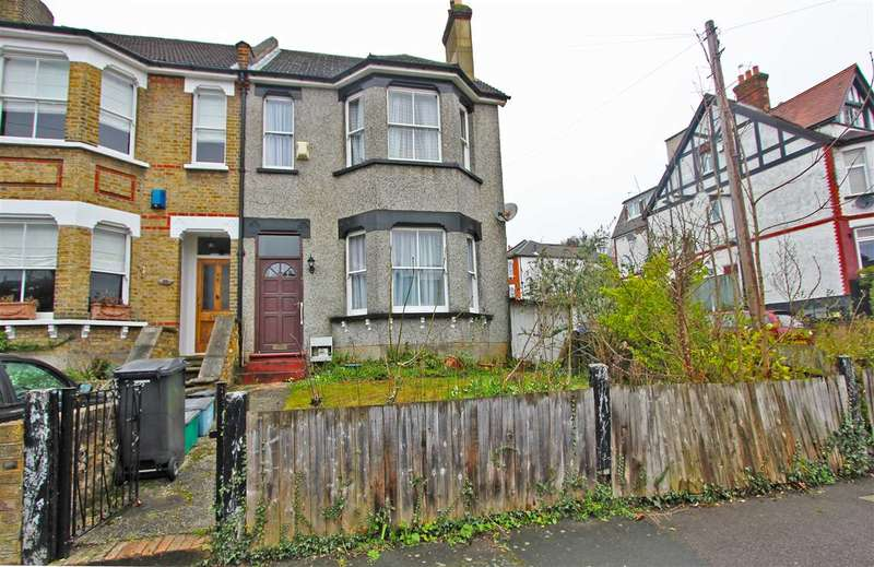 4 Bedrooms Semi Detached House for sale in Avondale Road, South Croydon