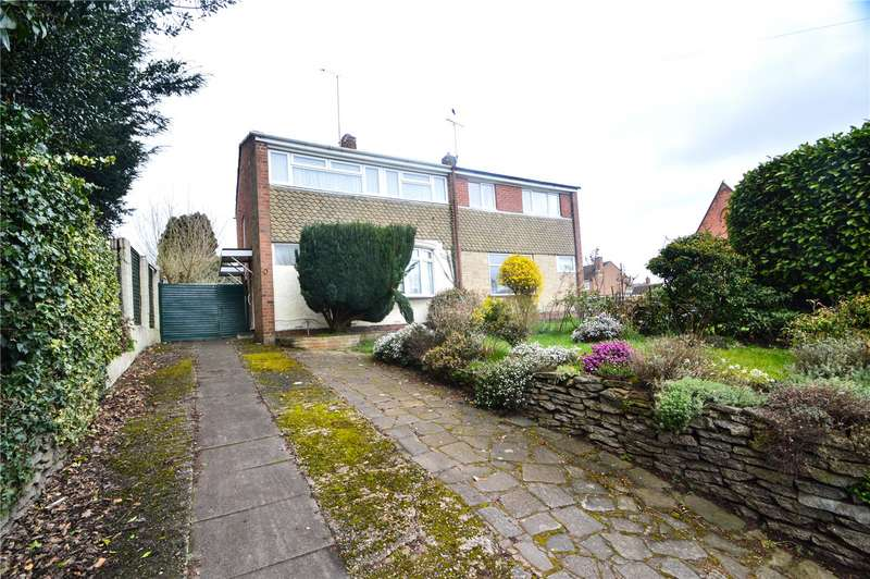 3 Bedrooms Semi Detached House for sale in 1 Sunnyside Gardens, Kidderminster, DY11