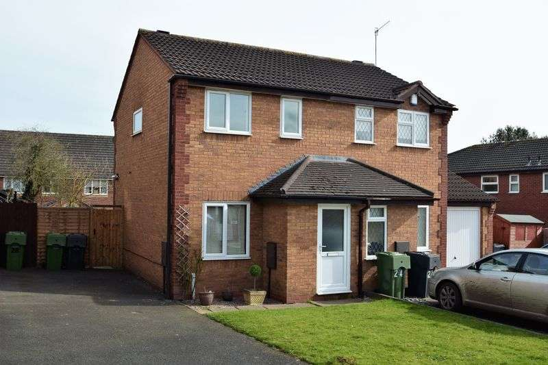 2 Bedrooms Property for sale in Abbey Close, Bromsgrove
