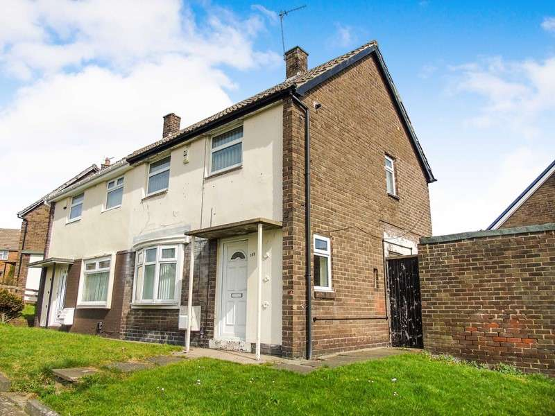 2 Bedrooms Property for sale in Coach Road Estate, Usworth, Washington, Tyne and Wear, NE37 2EW