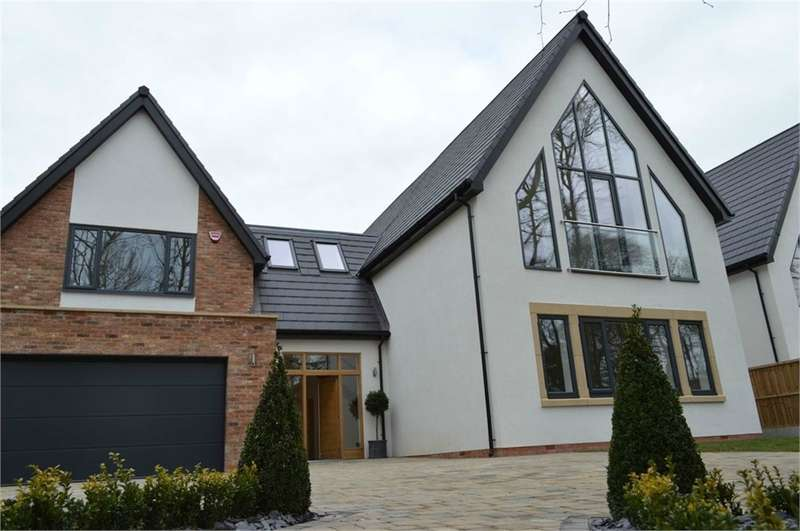 5 Bedrooms Detached House for sale in The Silverdale, Victoria Road, Formby, LIVERPOOL, Merseyside