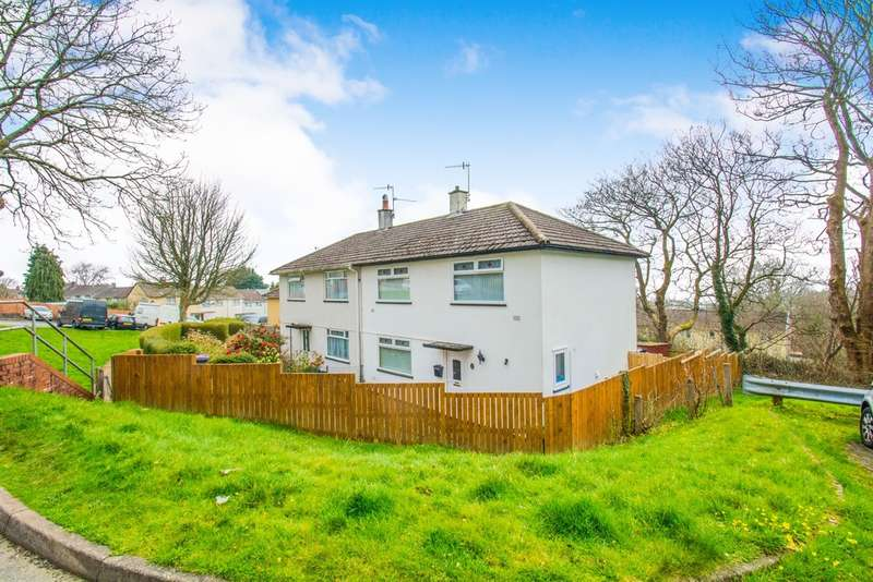 3 Bedrooms Semi Detached House for sale in Greenwood Avenue, Pontnewydd, Cwmbran