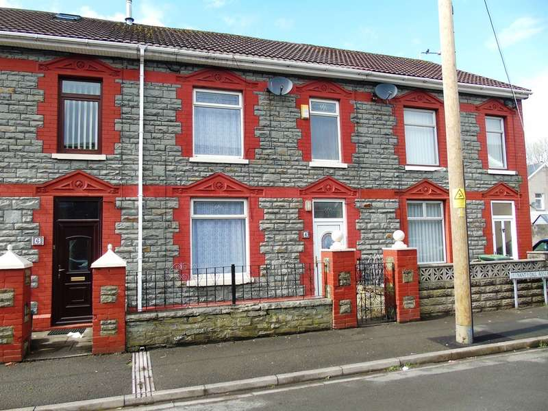 4 Bedrooms Terraced House for sale in Nant Y Dall Avenue, Rhydyfelin, Pontypridd