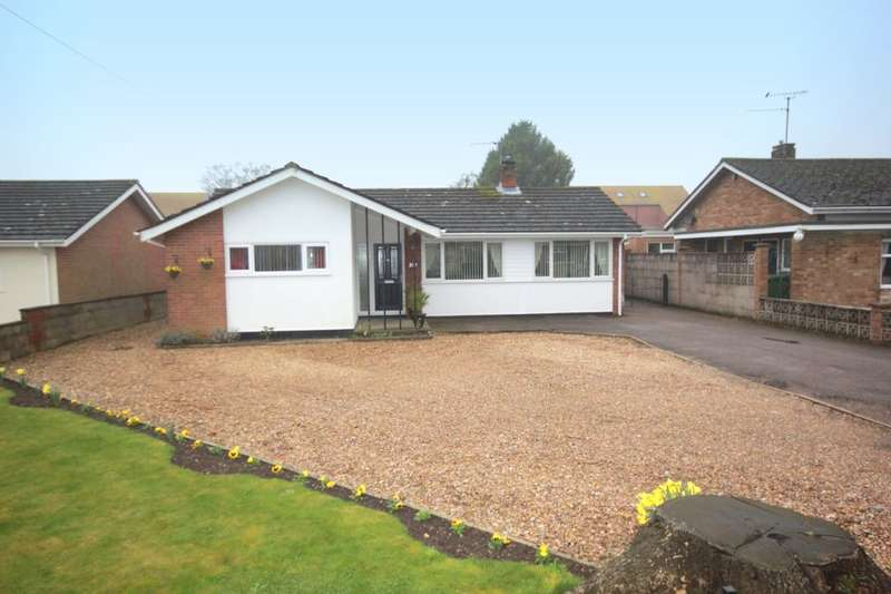 3 Bedrooms Detached Bungalow for sale in Holt Road, Horsford, Norwich, NR10