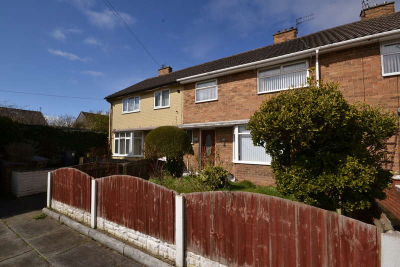 3 Bedrooms Terraced House for sale in Radburn Close, Crosby, Liverpool, L23