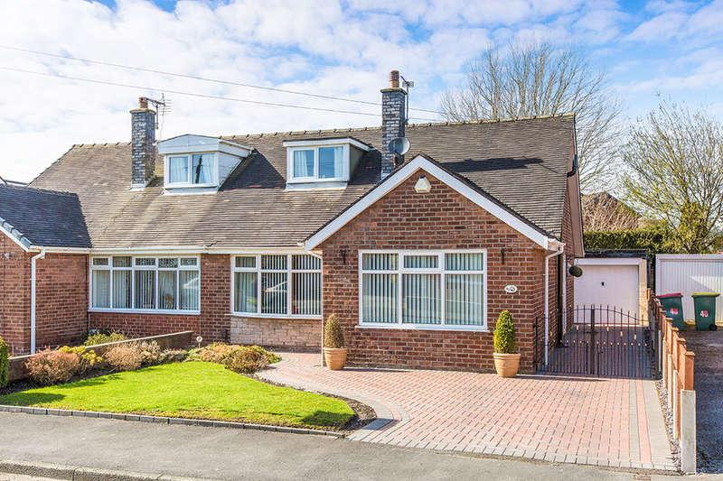 3 Bedrooms Semi Detached House for sale in Hawthorn Crescent, Lea, Preston, PR2