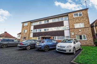 1 Bedroom Flat for sale in Brache Court, Seymour Road, Luton, Bedfordshire