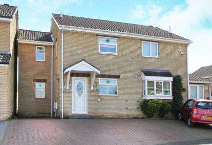 3 Bedrooms Semi Detached House for sale in Thorpe Drive, Waterthorpe, Sheffield, South Yorkshire