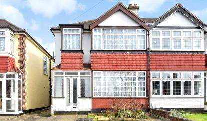 3 Bedrooms Semi Detached House for sale in Kynaston Road, Orpington